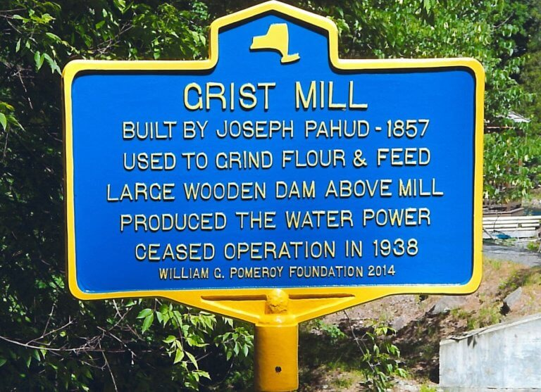 Grist Mill Marker