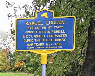 Samuel Loudon marker