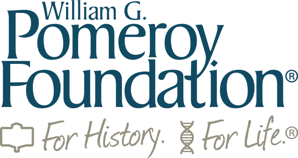 William G Pomeroy Foundation Logo