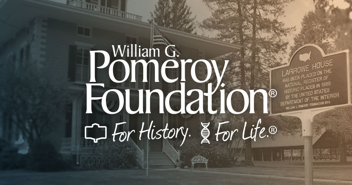 Historic Markers Map | William G  Pomeroy Foundation