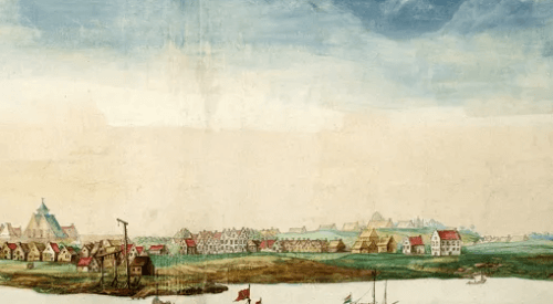 The Dutch And New Netherland